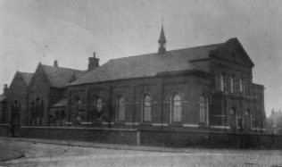 High Park Primitive Methodist chapel, Southport.  When the Primitive Methodist Conference visited Southport in 1909, the Conference Handbook declared that