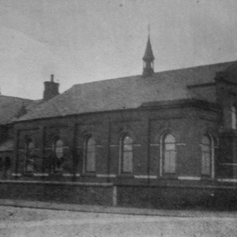 High Park Primitive Methodist chapel, Southport.  The picture comes from Conference Handbook issued when the Primitive Methodist Conference visited Southport in 1909,  As Russell Road Methodist church it is still offering weekly services in 2016 (PR9 7RA) | Englesea Brook Museum of Primitive Methodism