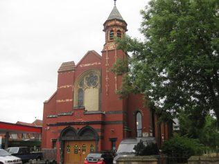 Southport (Cemetery Road) Primitive Methodist Chapel Lancashire