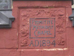 Southport Cemetery Road Primitive Methodist Chapel Lancashire