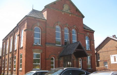 Southport Marshside Road Primitive Methodist Chapel Lancashire