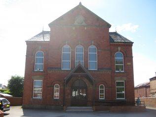 Southport (Marshside Road) Primitive Methodist Chapel Lancashire