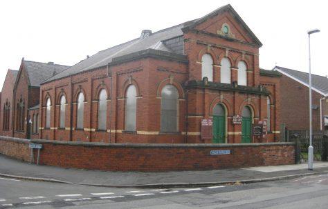 Southport Russell Road Primitive Methodist Chapel Lancashire