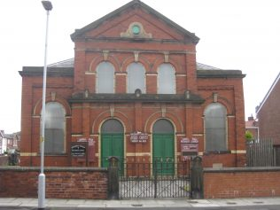 Southport (Russell Road) Primitive Methodist Chapel Lancashire