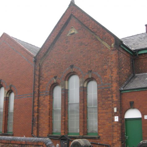 Russell Road PM Mission Hall built in 1887