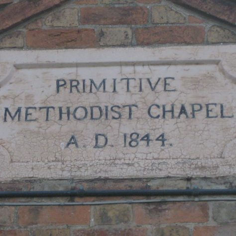 Spurstow PM Chapel Cheshire