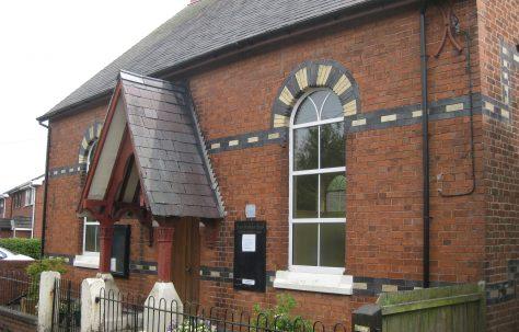 St. Martin's Moor PM Chapel