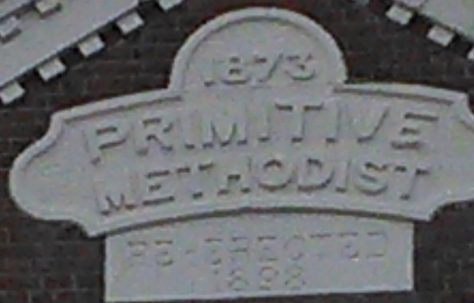 Leicester Primitive Methodist chapels