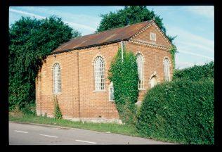 Chapel in July 1990 | David Hill