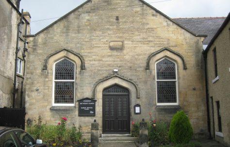 Staindrop Primitive Methodist Chapel  Co. Durham