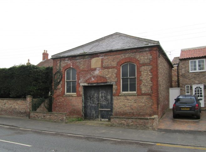Stamford Bridge Primitive Methodist chapel | David Young
