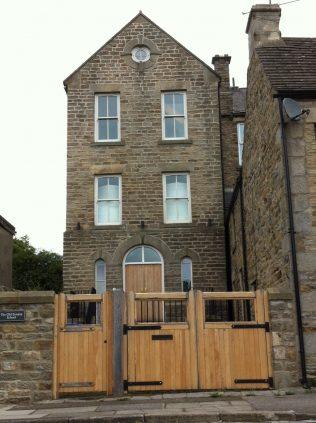 former Primitive Methodist Sunday School, Stanhope | Christopher Hill