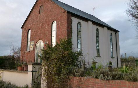 Staunton on Wye Primitive Methodist Chapel