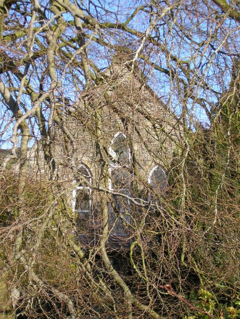 Staveley Main Road, PM chapel, south end 16 April 2016   G W Oxley
