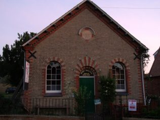 Stevington Primitive Methodist Chapel | Tim Banks, 2014
