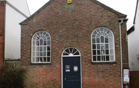 Stoke Golding Primitive Methodist chapel