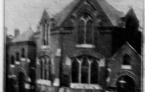 Stoke Newington Primitive Methodist chapel