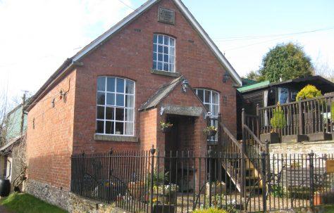 Stoke St.Milborough PM Chapel nr Ludlow Shropshire
