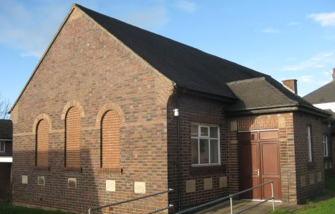 Bucknall (Chapel Street) Primitive Methodist Chapel Stoke-on-Trent