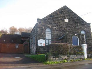 Stoke-on-Trent Baddeley Edge Primitive Methodist Chapel Staffordshire