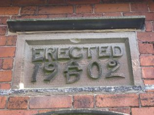Stoke-on-Trent Baddeley Edge Primitive Methodist Chapel Staffordshire | Elaine and Richard Pearce December 2015