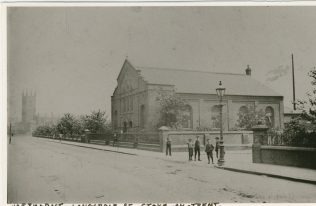 Stoke on Trent Lonsdale Street Primitive Methodist chapel | Englesea Brook Museum picture and postcard collection