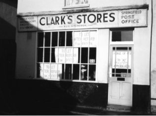 The Clark family shop
