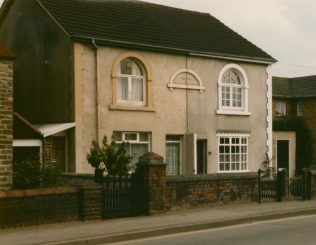 1830 Primitive Methodist chapel in Swindon Road, Lower Stratton | Christopher Hill