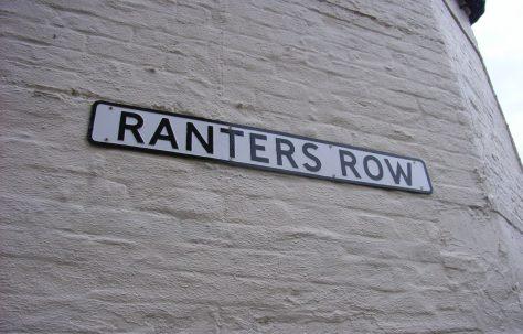Ranters Row