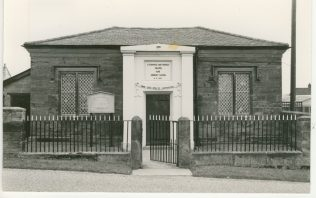 1841 Stubwood Primitive Methodist chapel | Englesea Brook Museum picture and postcard collection