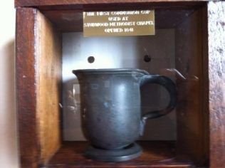 early 19th century communion cup | Andrew Carter