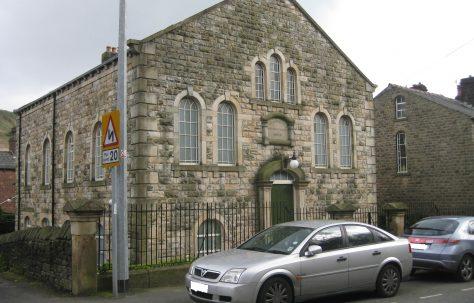Summit Primitive Methodist Chapel, Todmorden Road, Lancashire