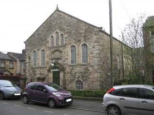 Summit Primitive Methodist Chapel, Todmorden Road, Lancashire | Elaine and Richard Pearce April 2014