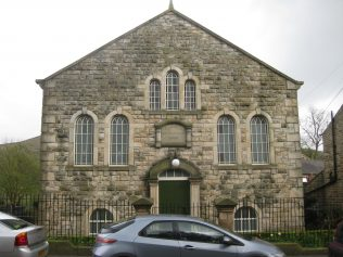 Summit Primitive Methodist Chapel, Todmorden Road, Lancashire | Elaine and Richard Pearce April 2014