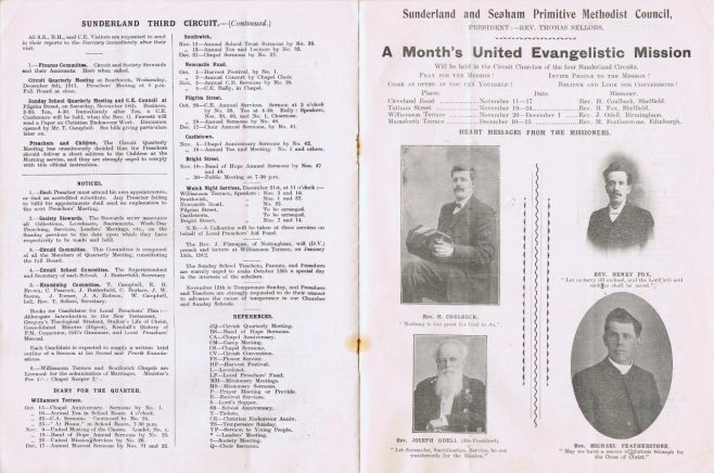 Pages 10 & 11 | Englesea Brook Museum