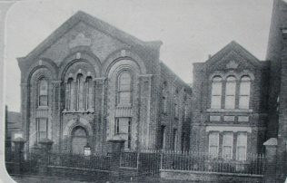 Loughborough Swan Street Primitive Methodist chapel | Handbook of the Primitive Methodist Conference 1927; Englesea Brook Museum
