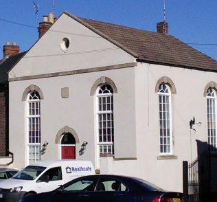 Swannington Primitive Methodist chapel from the side