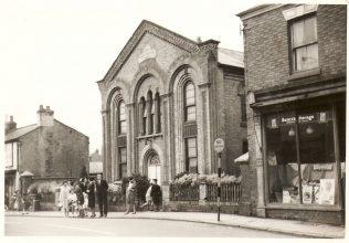 Swan Street Methodist Church
