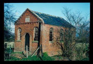 Chapel in November 1991 | David Hill