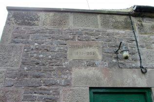 Swinscoe Chapel porch added 1935