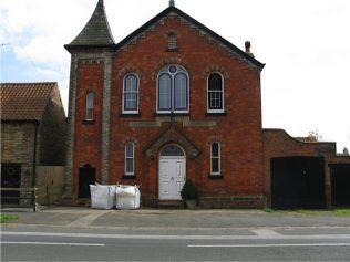 The former chapel in 2014   Walter Cuthbert