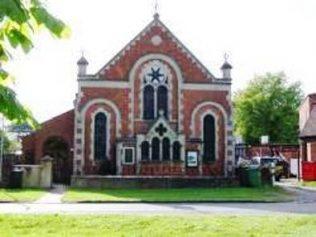 Stokenchurch Primitive Methodist Church, Bucks 1896