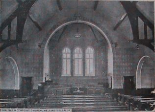 Wellington Tan Bank Primitive Methodist Chapel