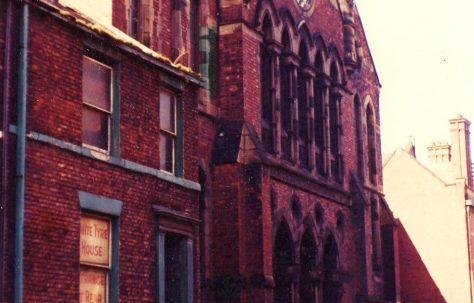 Sunderland; Tatham Street PM Chapel