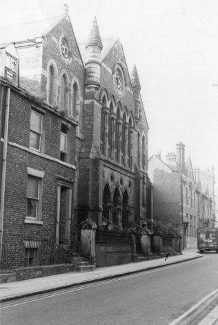 Tatham Street PM Church, Sunderland | Newcastle upon Tyne District Archives