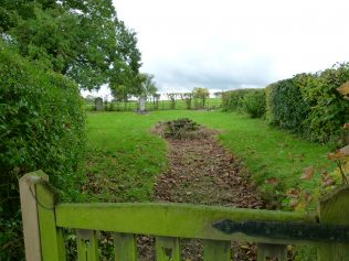 The Hundred Primitive Methodist site, looking east 2013 | R Beck