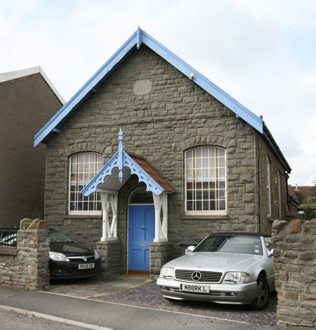 The Chapel. North Common, Warmley   Sue Westcott 2012