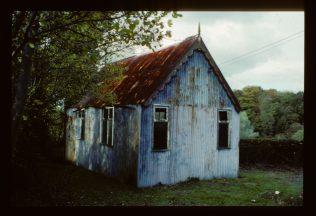 Chapel in 1990 | David Hill