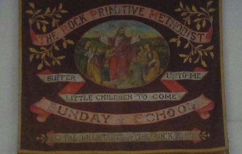 Rock Primitive Methodist Chapel, Telford, Shropshire