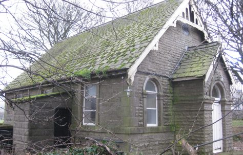 Threshfield Primitive Methodist Chapel near Grassington North Yorkshire.